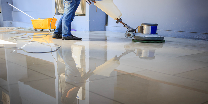 A chat with Dan Weltin on trends in the contract cleaning market